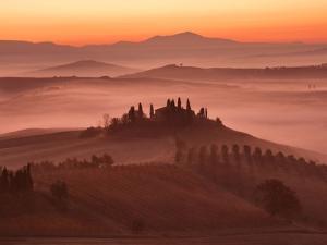Tuscany Morning by Paolo Corsetti
