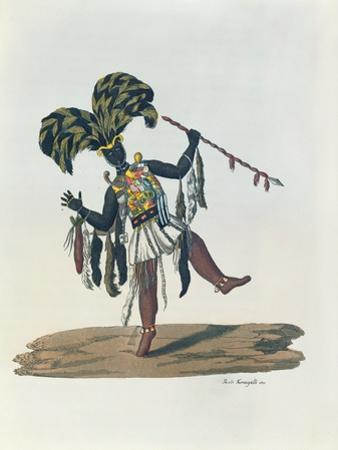 Griot of Senegambia