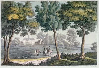 Mount Vernon, Virginia, Home of George Washington, C.1820