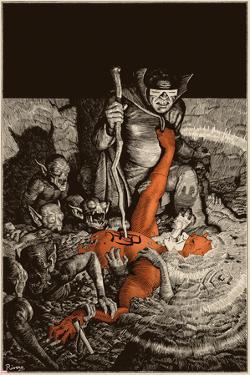 Daredevil No.10 Cover by Paolo Rivera