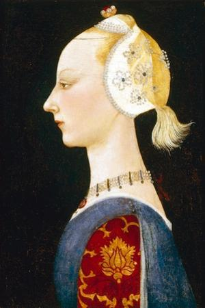 A Young Lady of Fashion, 1462-1465