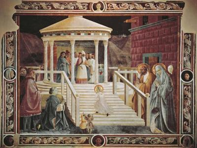 Presentation of Mary at Temple