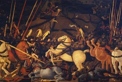 The Battle of San Romano, C. 1440