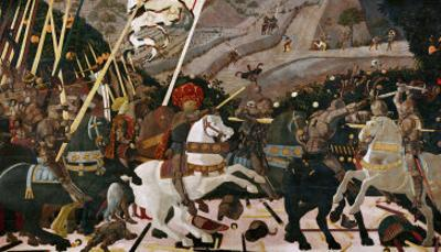 The Battle of San Romano in 1432