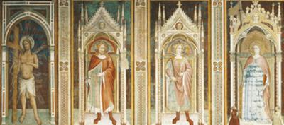 Theory of Saints, Fresco