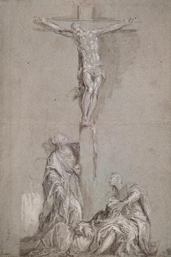 Christ on the Cross by Paolo Veronese