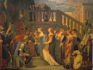 Esther and Ahasuerus by Paolo Veronese