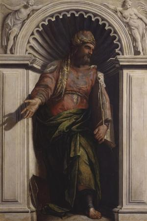 Philosopher Plato by Paolo Veronese