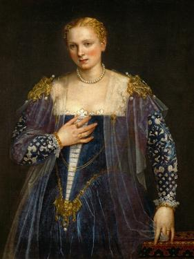 Portrait of a Woman, Called La Bella Nani by Paolo Veronese