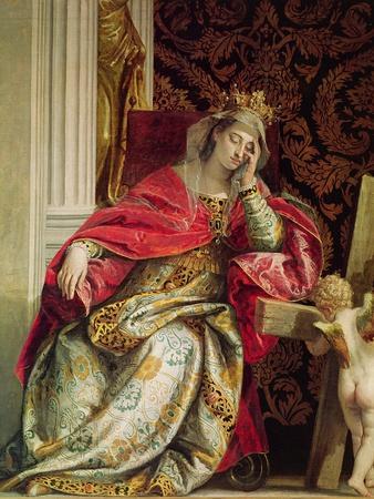Portrait of Saint Helena