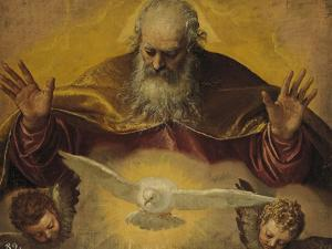 The Eternal Father by Paolo Veronese