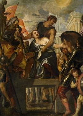 The Martyrdom of Saint Mena, ca. 1580 by Paolo Veronese
