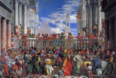 The Wedding Feast at Cana, 1563