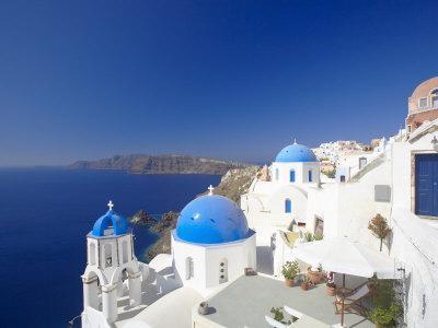 Oia, Santorini, Cyclades, Greek Islands, Greece, Europe
