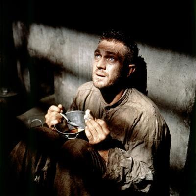 Papillon by FranklinSchaffner with Steve McQueen, 1973 (photo)