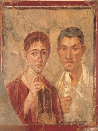 Paquius Proculus and His Wife (Terentius Neo and His Wife)