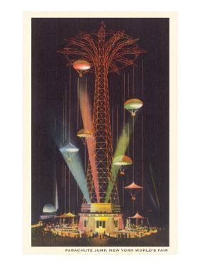 Parachute Jump, New York World's Fair