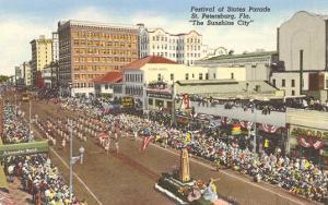 Parade, St. Petersburg, Florida