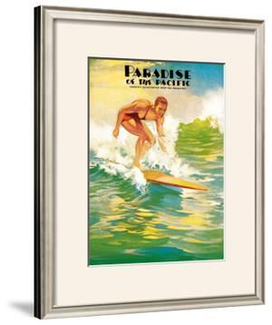 Paradise of Pacific, Surfer