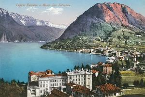 Paradiso, Lake Lugano, Switzerland