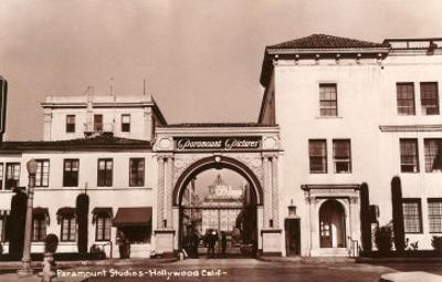 Paramount Studios, Hollywood, California