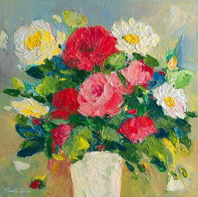 Rose Bouquet by Parastoo Ganjei