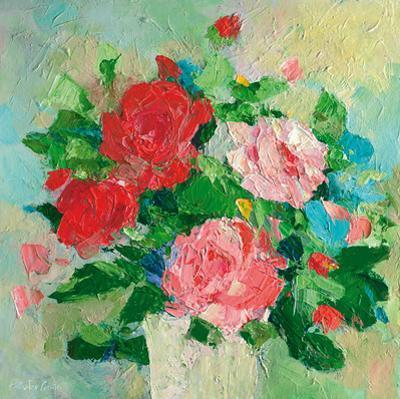 Summer Rose II by Parastoo Ganjei