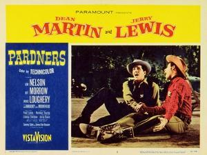 Pardners, 1956