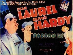 Pardon Us, 1931