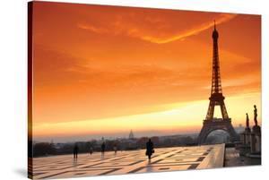 Paris at Dawn