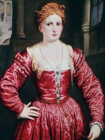 Portrait of a Young Woman, C1550