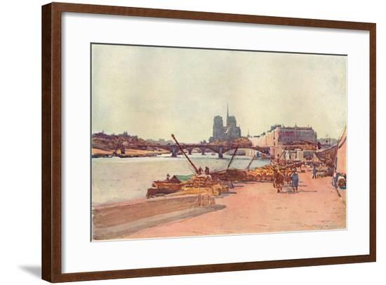 'Paris', c1875-Robert Weir Allan-Framed Giclee Print