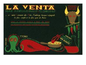 Paris Delicatessen for Spanish Food