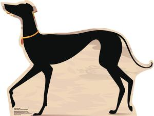 Paris Dog Lifesize Standup