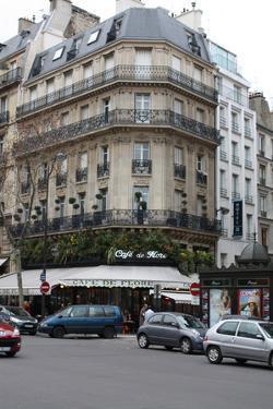 Paris France Cafe de Flore