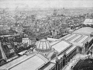 Paris, France - View from La Tour Eiffel