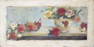 Vintage Roses by Paris Gerrard