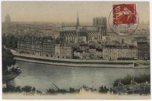 Paris, La Cite 1906