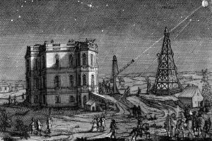 Paris Observatory, France, 1740