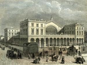 Paris Railway France 1851