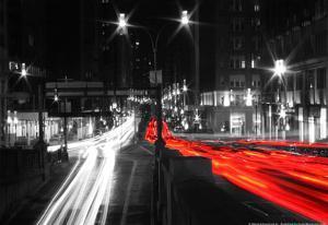 Park Avenue Timelapse NYC