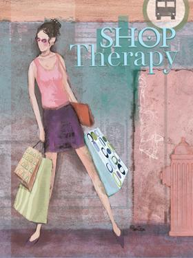 Parker Greenfield- Shop Therapy by Parker Greenfield