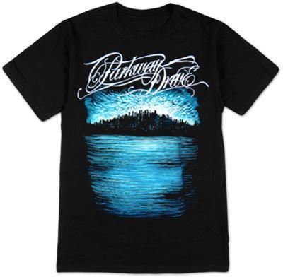 Parkway Drive- Deep Blue Skyline