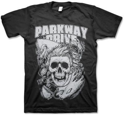 Parkway Drive- Surfer Skull