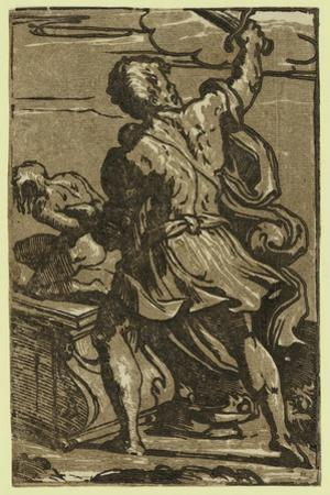 The Sacrifice of Abraham, Between Ca. 1520 and 1700 by Parmigianino