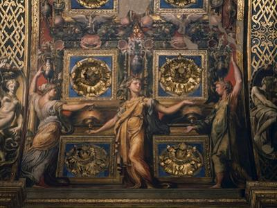 Three Wise Virgins by Parmigianino