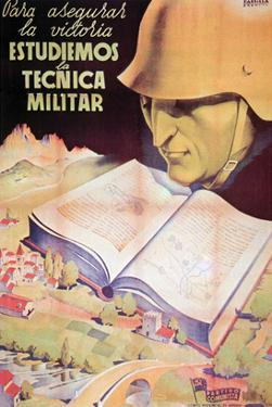 We Study Military Technique to Assure Victory by Parrilla