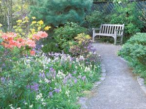 Parsons Gardens Park on Queen Anne Hill, Seattle, Washington, USA