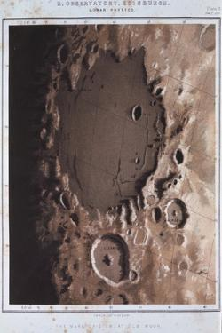 Part of the Lunar Surface, 1857