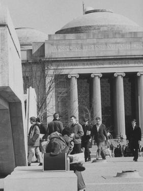 Part of the Mit's Boston Campus